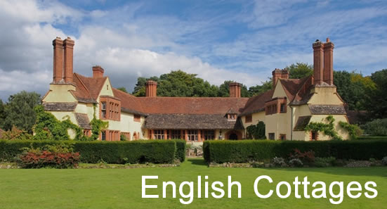 English short cottage breaks