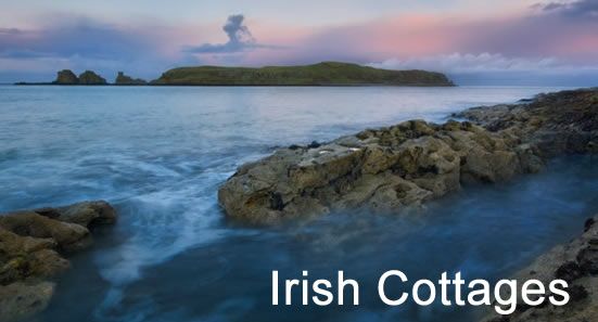 Irish (NI & Eire) short cottage breaks