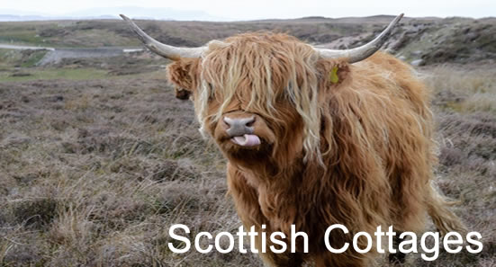 Scottish short cottage breaks