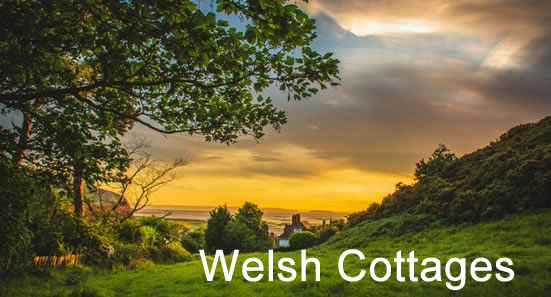 Welsh short cottage breaks